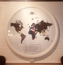 Map of Teas