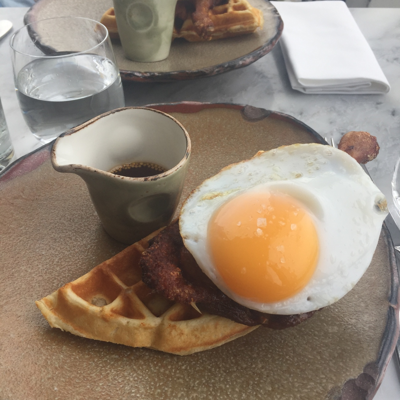 Duck and Waffle