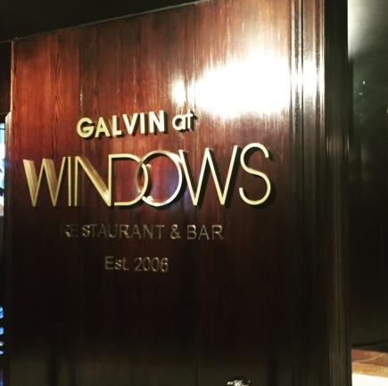 Galvin at Windows