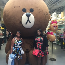 Line Friends Shop
