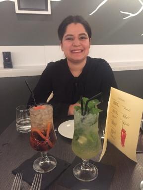 Long Island Iced Tea and Classic Mojito