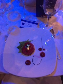 White Chocolate Dessert