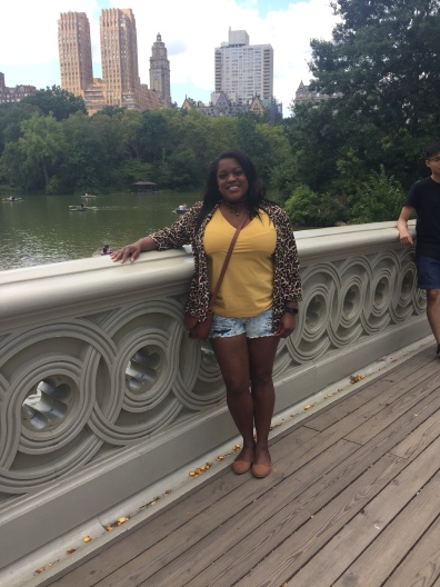 Me in Central Park