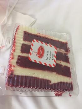 Junior's Red Velvet Cake