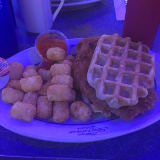 Hazel's Chicken and Waffles