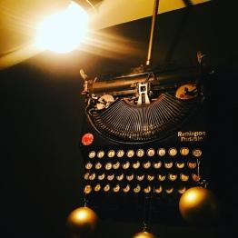 Typewriter Light