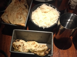 PILAU RICE AND NAAN