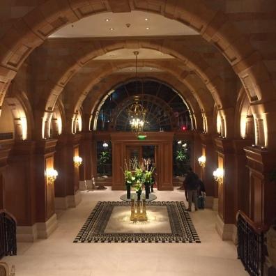 The Landmark Lobby