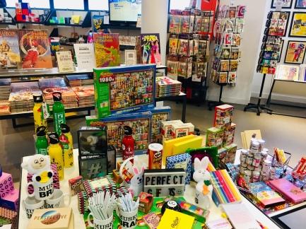 Museum Of Brands Gift Shop