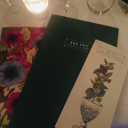 Variety of Menus