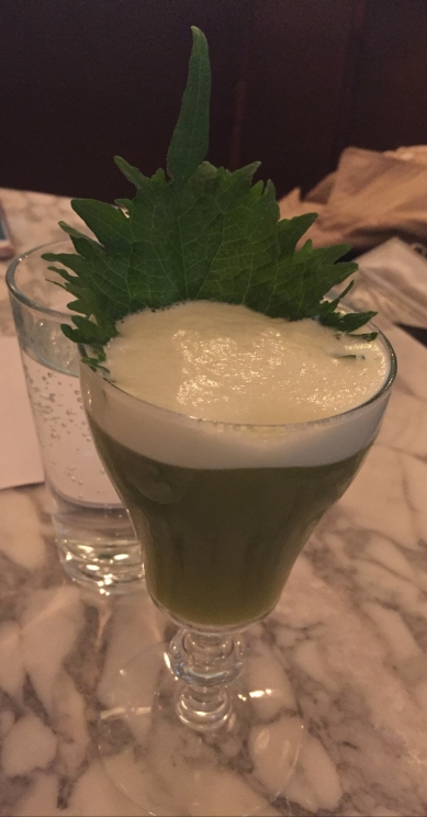 Haibisukasu Sour Cocktail