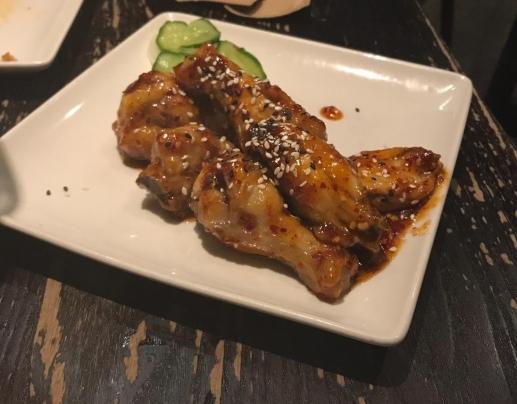 Chill Jam Chicken Wings
