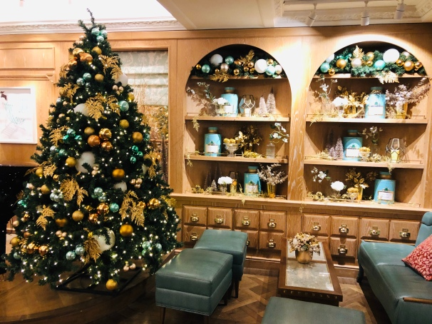 Fortnum and Mason Christmas Decorations